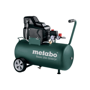 Metabo Basic 250-50 W OF Kompresszor 1500W 8 bar karton dobozban (601535000)