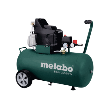 Metabo Basic 250-50 W Kompresszor 1500W 8bar karton dobozos (601534000)